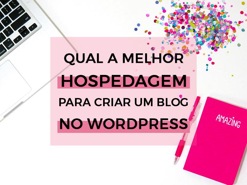 Descubra qual é a melhor hospedagem para criar um blog no WordPress nesse post! Compare duas empresas de hospedagem: hostgator e siteground